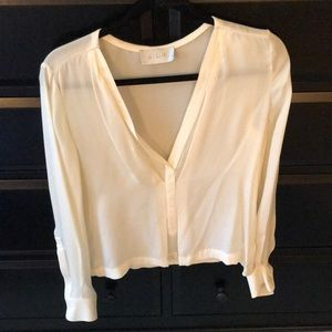 Tops - ALC blouse. Never worn